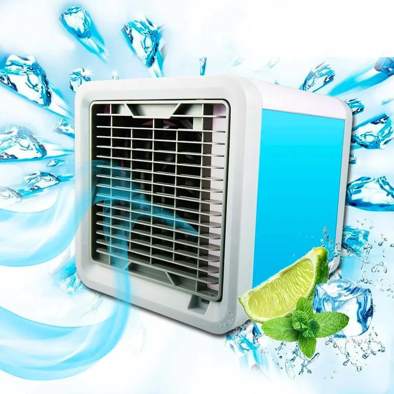 Переносной кондиционер arctic air cooler oхладитель воздуха - Фото 6