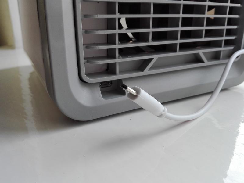 Переносной кондиционер arctic air cooler oхладитель воздуха - Фото 15