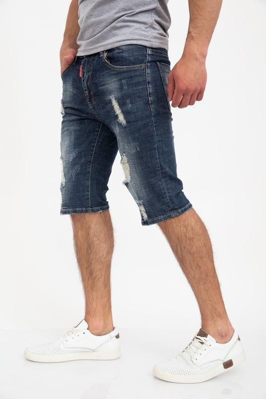 ❗тотальная распродажа❗шорты мужские джинсовые - Фото 2