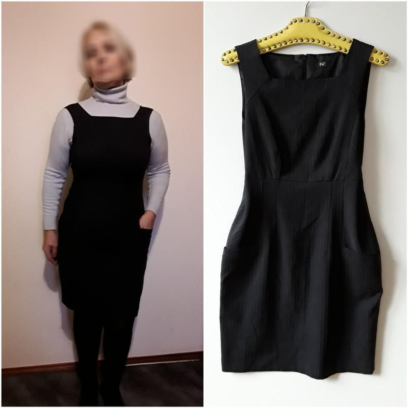 Классическое платье сарафан  💣