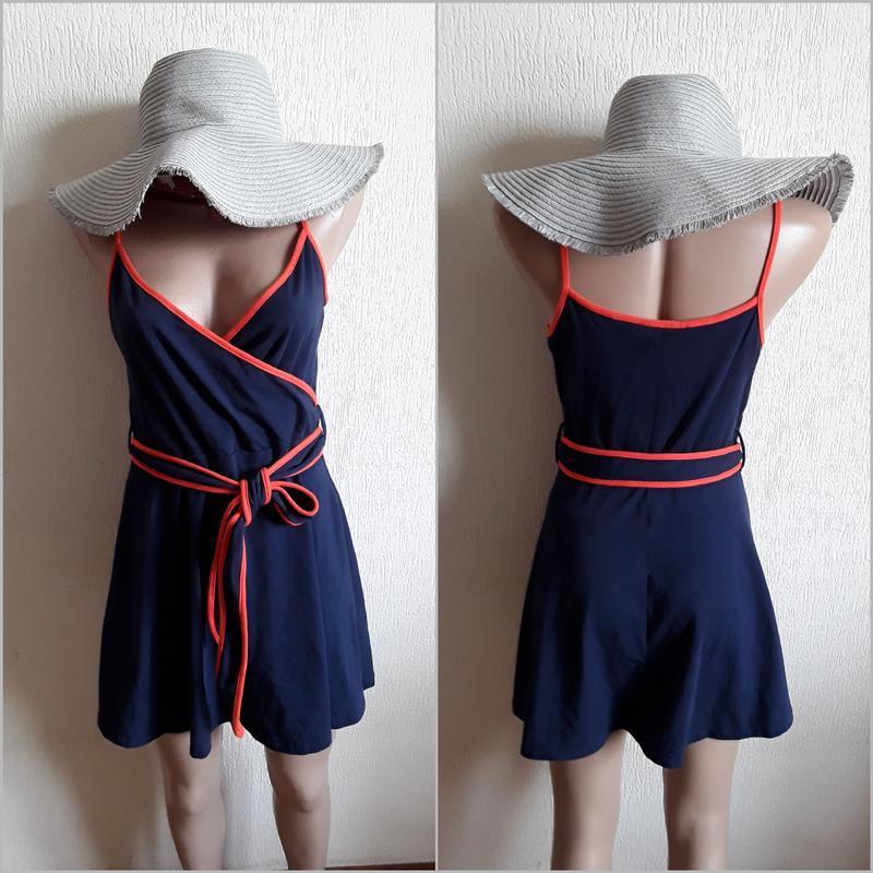 Трикотажное платье  xs- s-m