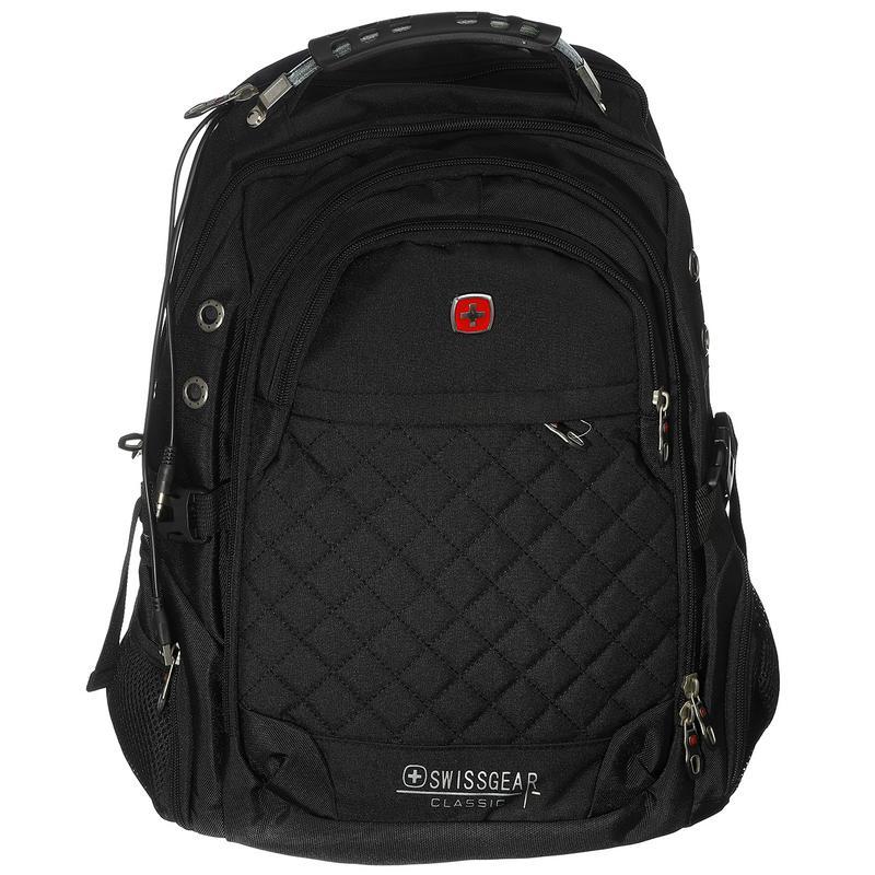 Рюкзак Swissgear 35 л  Черный