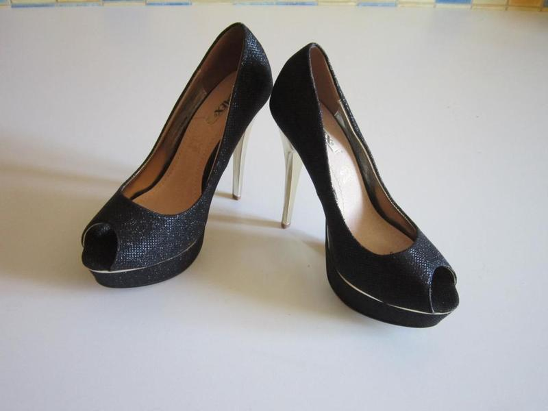 Туфли с  напыление м -jumex-