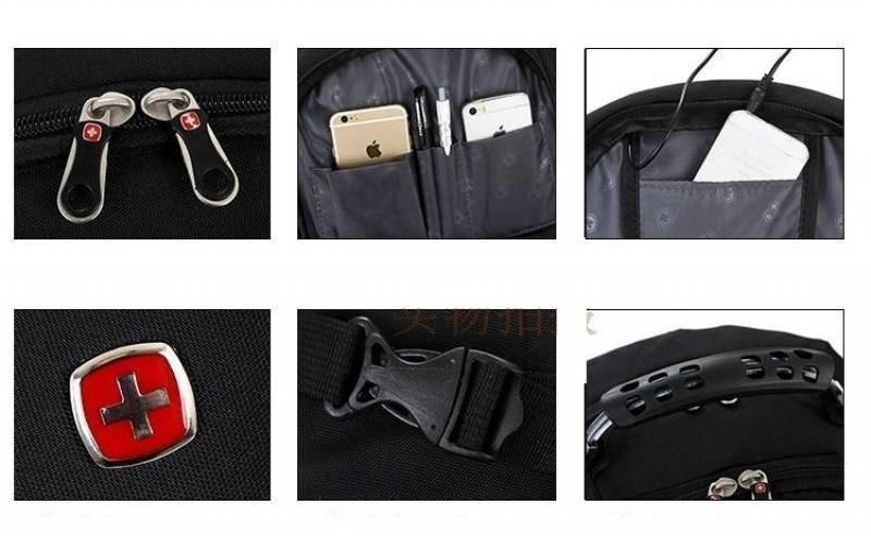 Рюкзак SwissGear - Фото 9