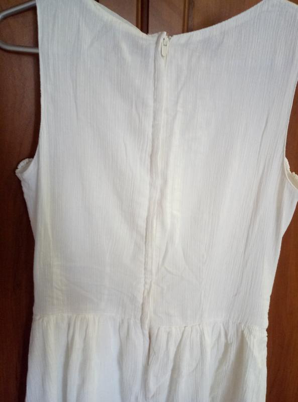 Платье нарядное летнее HM 10-12 лет - Фото 3