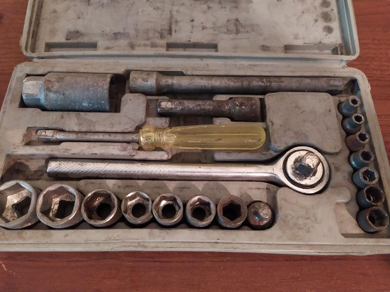 Набор торцевых ключей с головками (от 4 до 21 ) - Фото 3