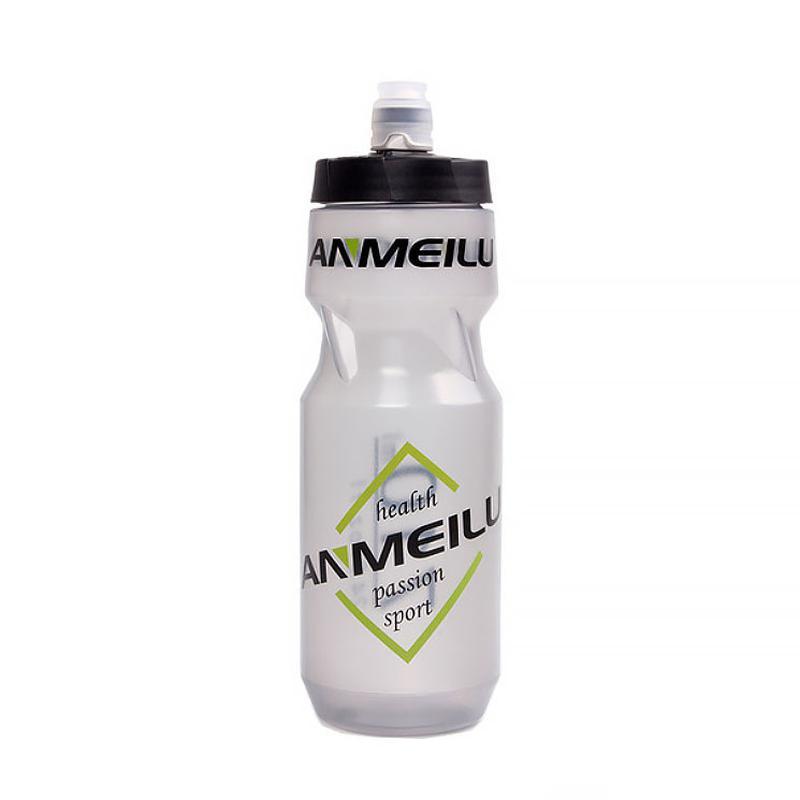 Велофляга Anmeilu 710 мл прозрачная бутылка для велосипеда фляга