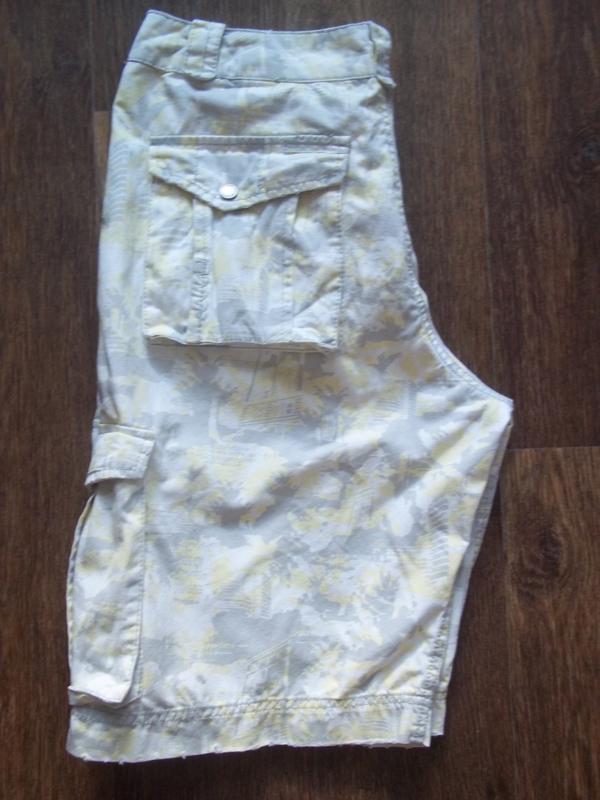Мужские шорты бриджи карго Tom.M 32 евро размер - Фото 3