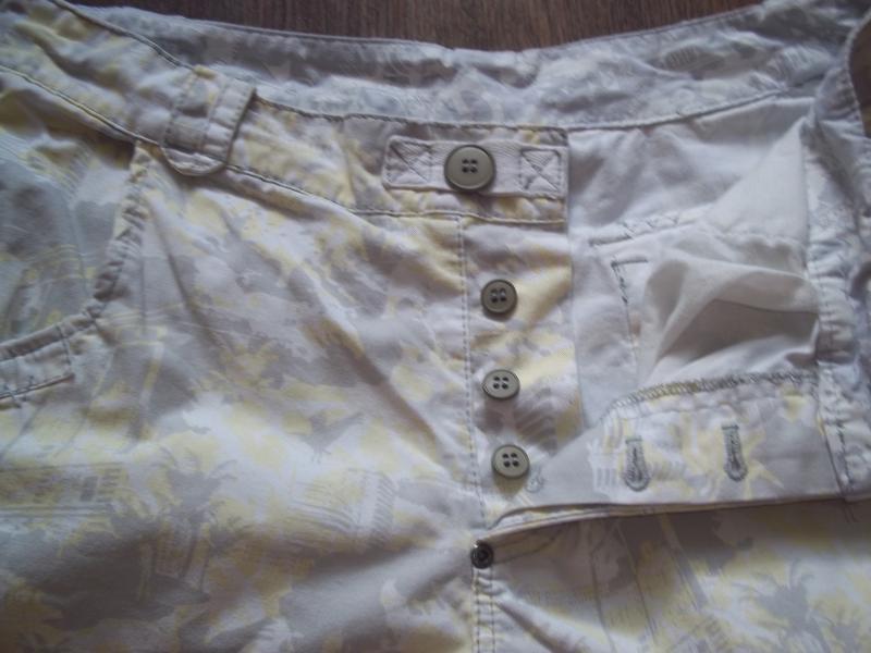 Мужские шорты бриджи карго Tom.M 32 евро размер - Фото 4