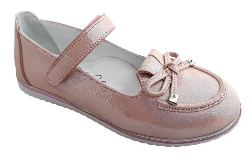 Туфли для девочки фирмы перлина 104.