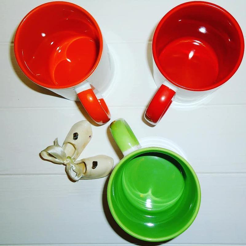 Чашка керамическая - Фото 5
