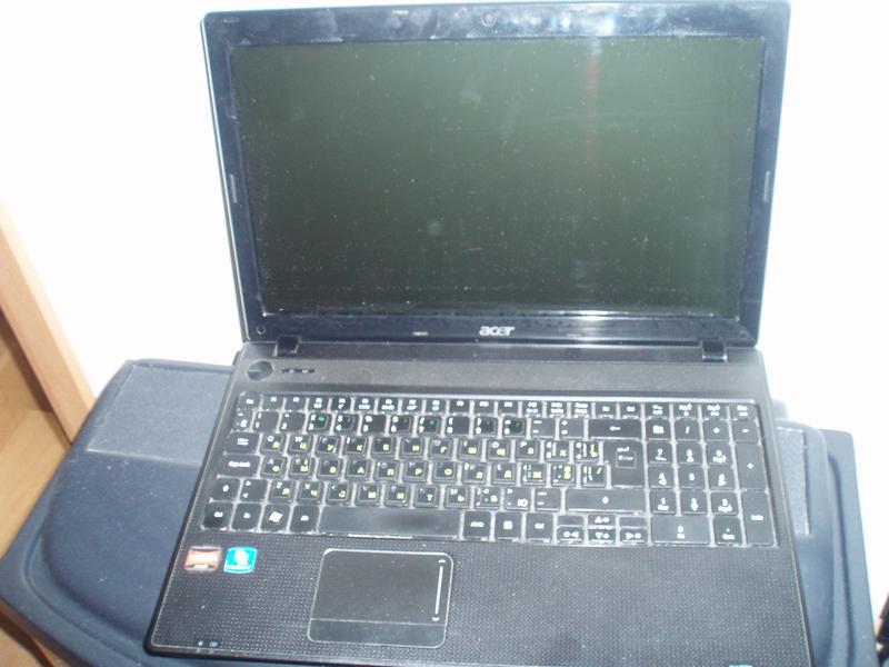 Acer 5552 5542G разборка , матрица LP156WH1