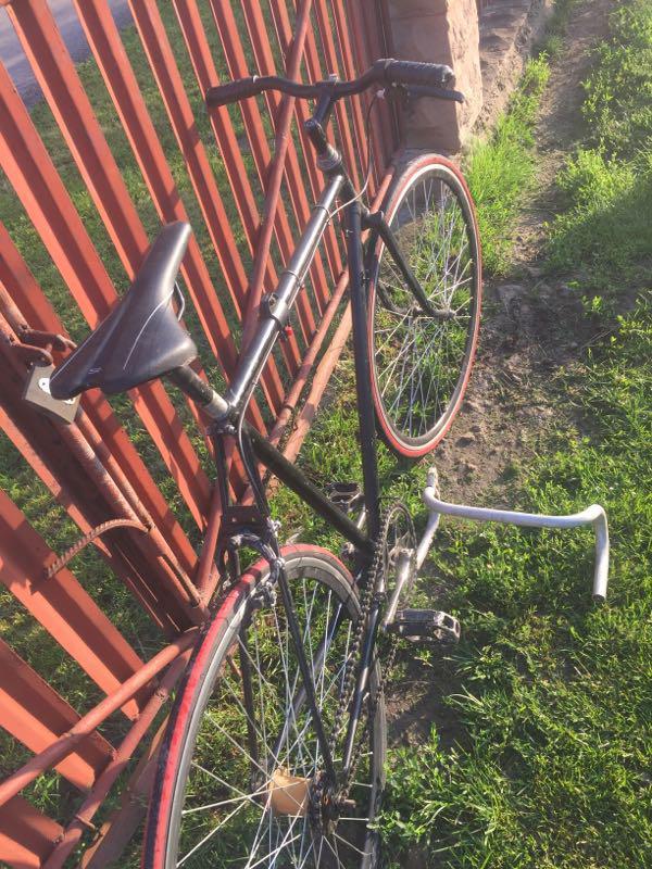 Шосейний велосипед ХВЗ