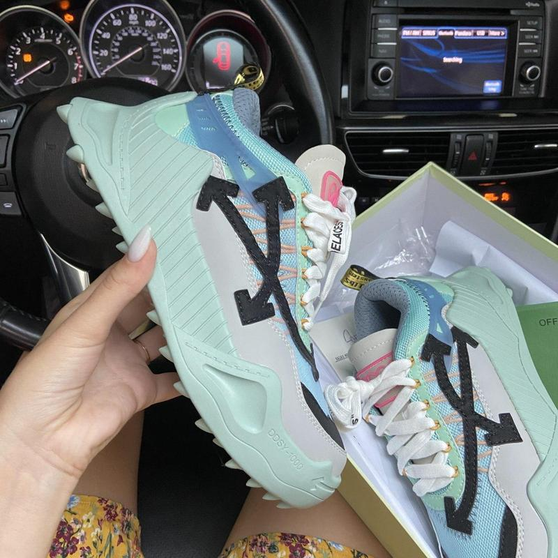 Off-white odsy - 1000 turquoise.