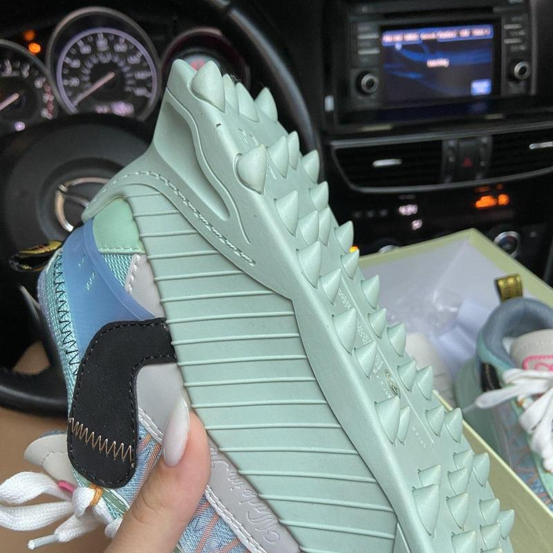 Off-white odsy - 1000 turquoise. - Фото 2