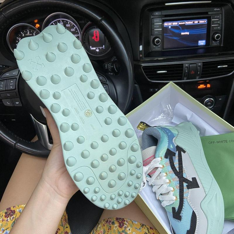 Off-white odsy - 1000 turquoise. - Фото 6