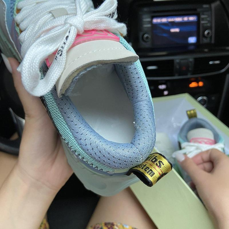Off-white odsy - 1000 turquoise. - Фото 7