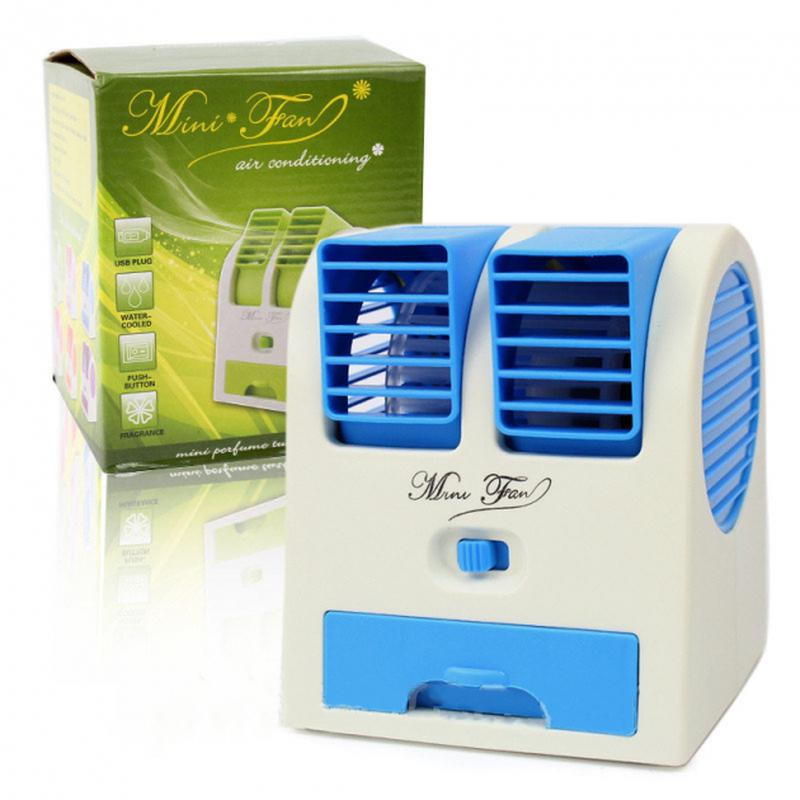 Мини кондиционер Mini Fan Conditioning Air Cooler SKL11-189185 - Фото 3
