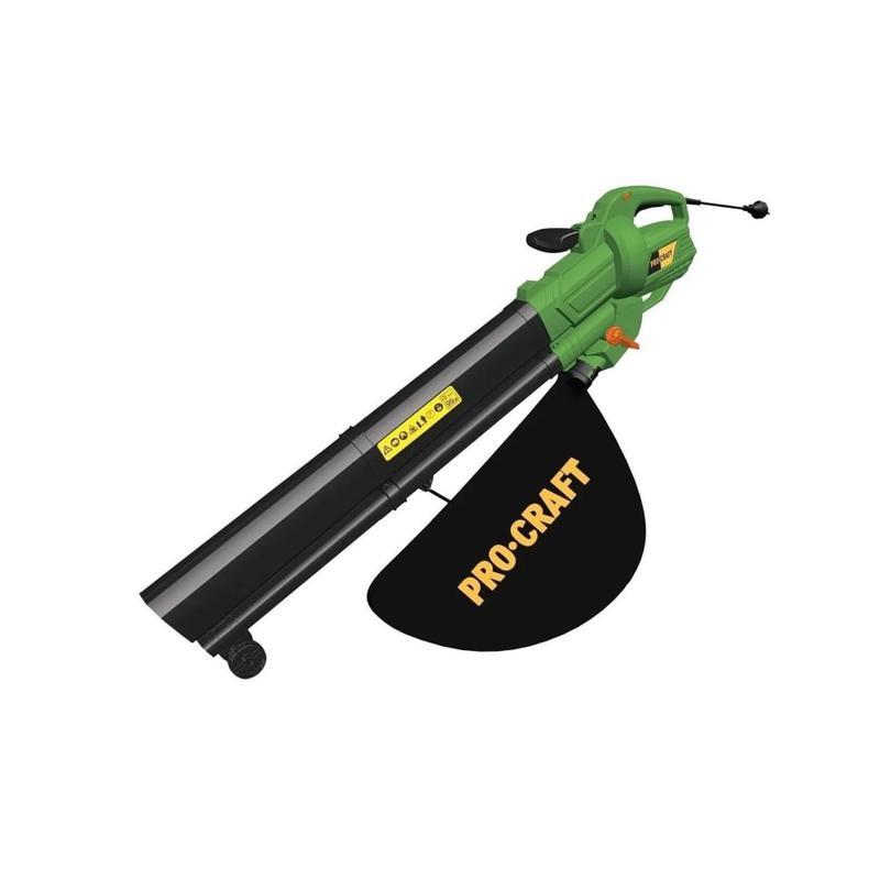 Воздуходувка Procraft PGU3100 • Садовый Пылесос