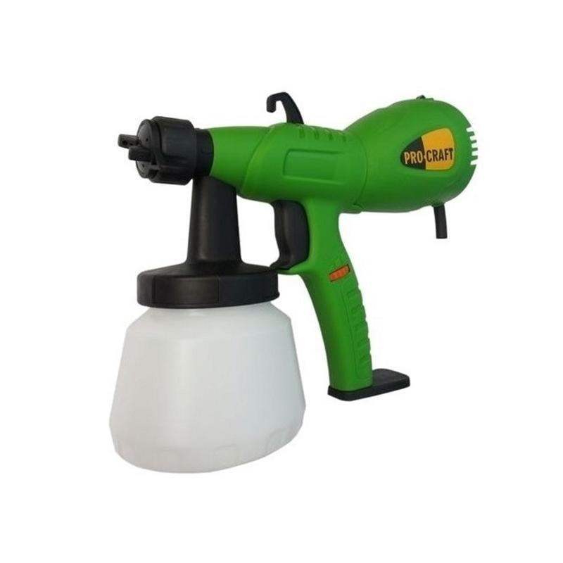 Краскопульт Procraft PSE550 • Краскораспылитель