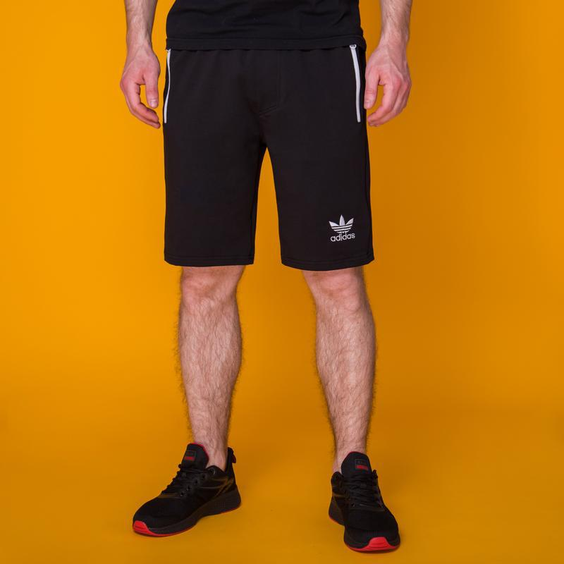 Стильные черные мужские шорты высокого качества - Фото 7