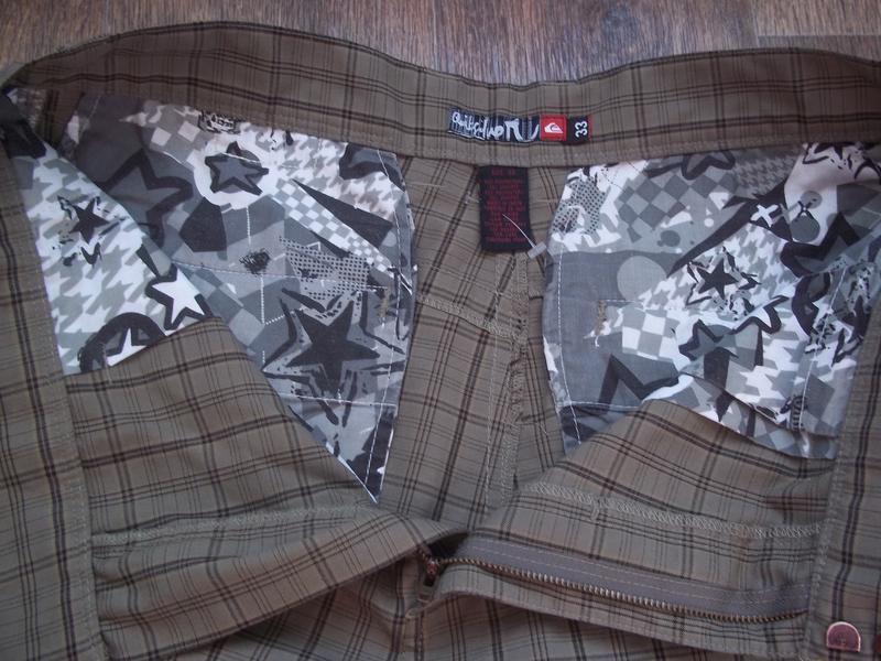 Мужские шорты карго евро размер 33 - Фото 6