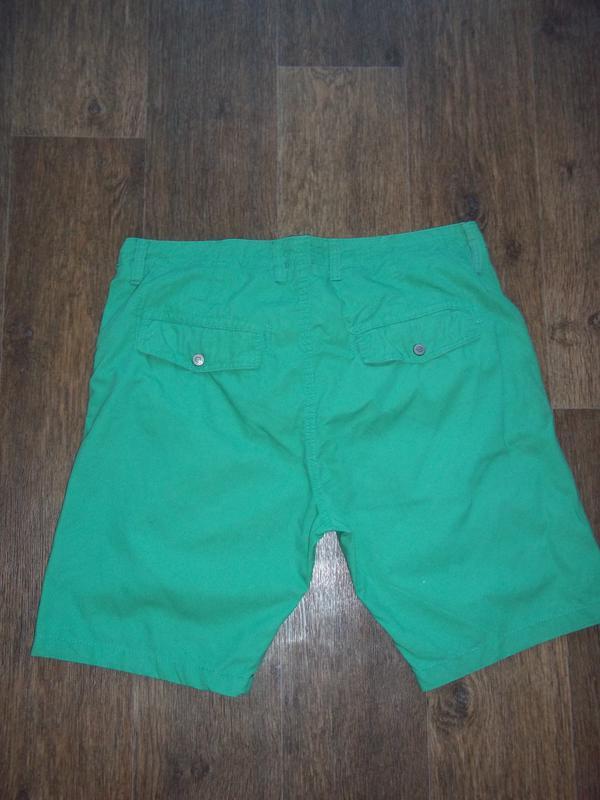 Мужские шорты карго бриджи okay 34/L/50 - Фото 2