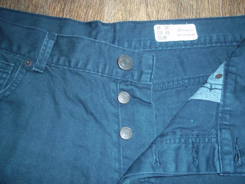 Мужские шорты бриджи карго Denim Co 38/XL/52 - Фото 3