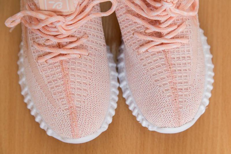 Кроссовки на девочку, кросы, цвет розовый с белым р. 32-37 - Фото 6