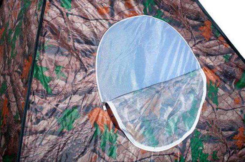 Всесезонная палатка-автомат для рыбалки Discovery Ranger RA-6603 - Фото 3
