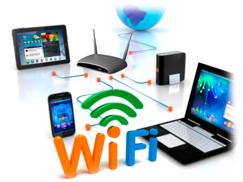 Настройка беспроводной сети (WiFi)