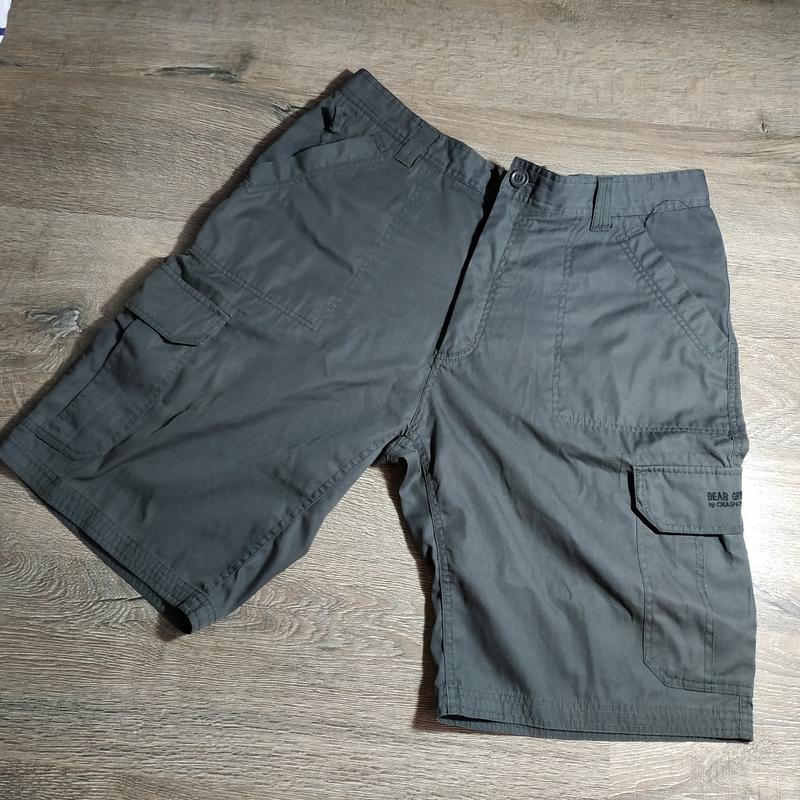 Мужские шорты капри бриджи craghoppers