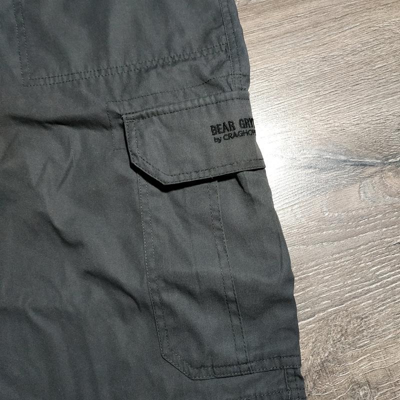 Мужские шорты капри бриджи craghoppers - Фото 3