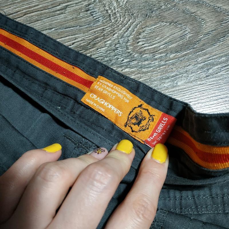 Мужские шорты капри бриджи craghoppers - Фото 5