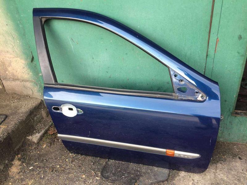 Б/у дверь задняя передняя Renault Laguna 2, Рено Лагуна 2, - Фото 3