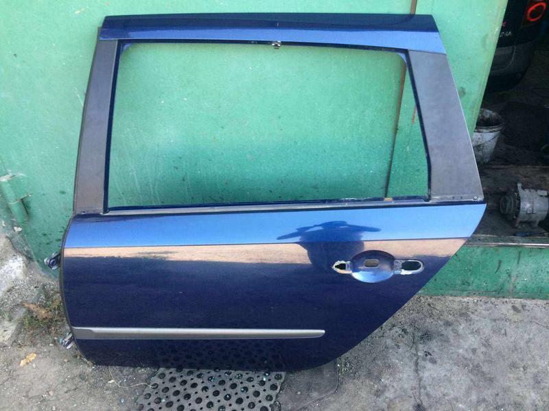 Б/у дверь задняя передняя Renault Laguna 2, Рено Лагуна 2, - Фото 4