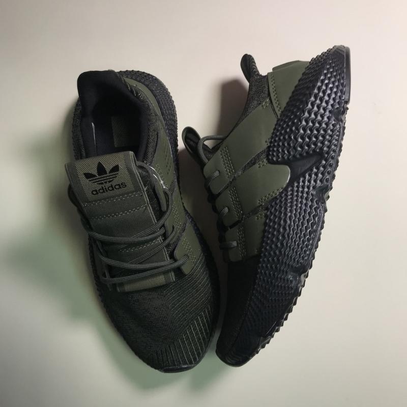Новинка! мужские стильные кроссовки adidas prophere olive black. - Фото 4