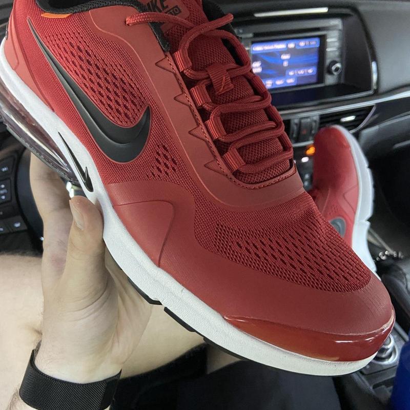 Nike air presto red white. - Фото 2