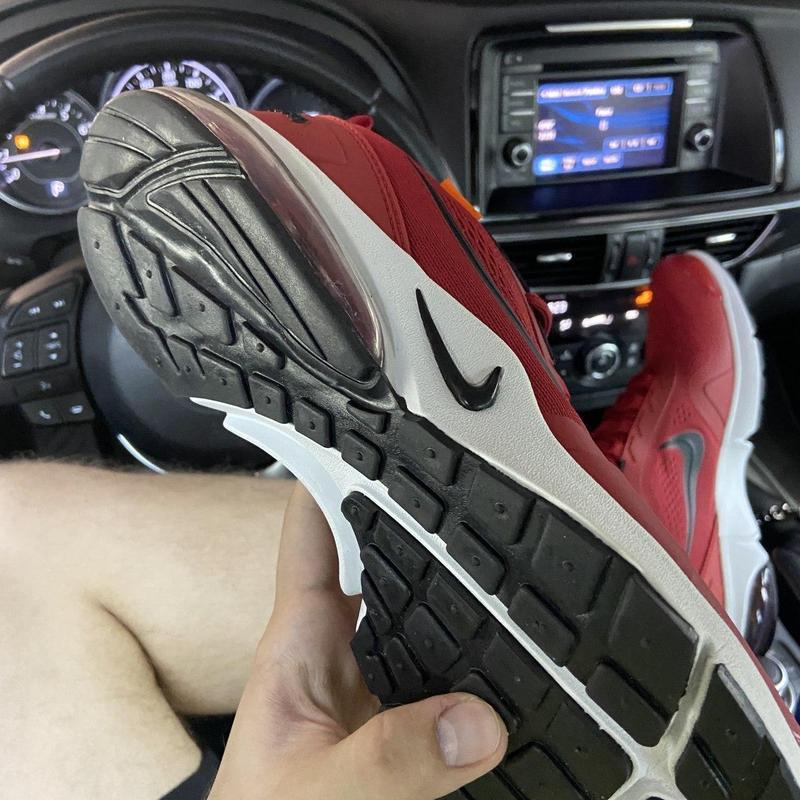 Nike air presto red white. - Фото 7