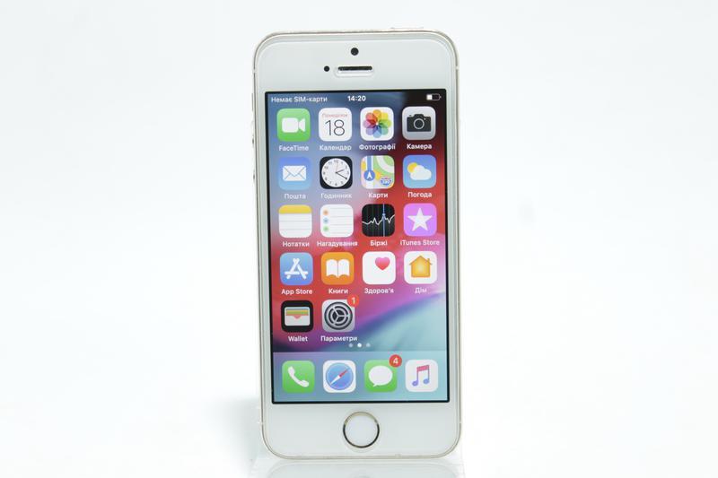 Apple iPhone 5s 64GB Gold Neverlock (26042) - Фото 6