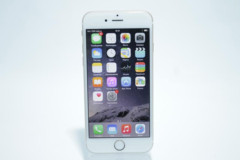 Apple iPhone 6 16GB Gold Neverlock (98506) - Фото 5