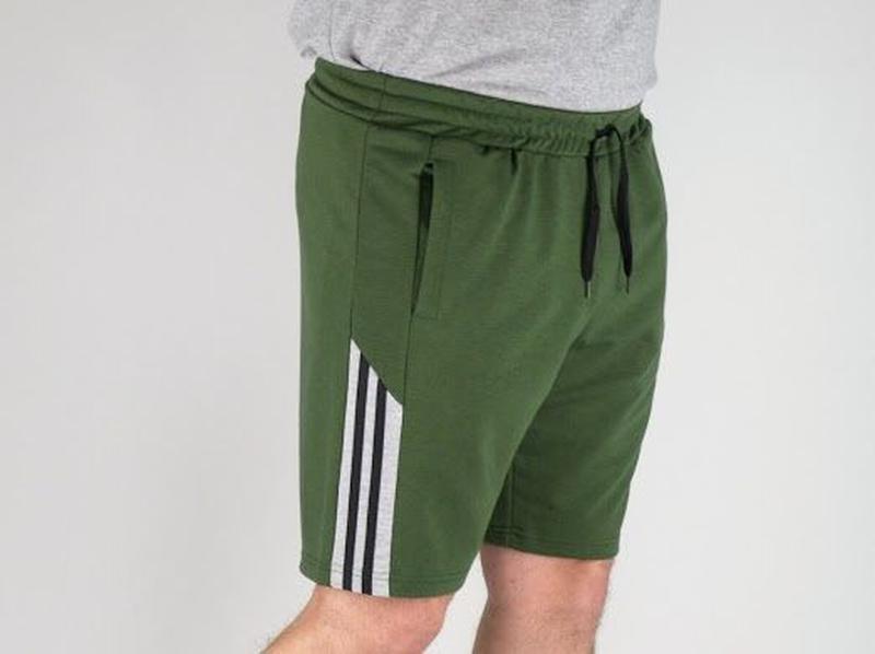 Шорты мужские, спортивные шорты - Фото 2
