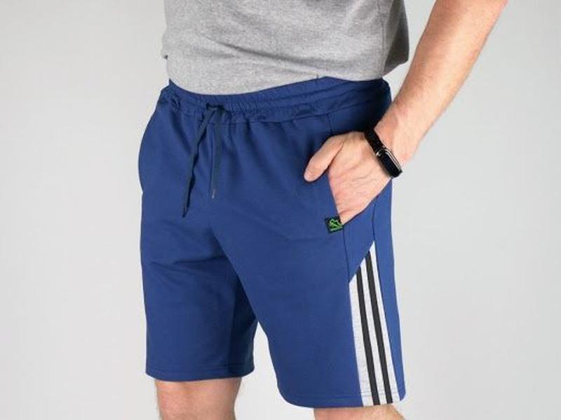Шорты мужские, спортивные шорты - Фото 3