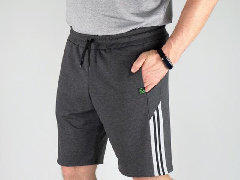 Шорты мужские, спортивные шорты - Фото 7
