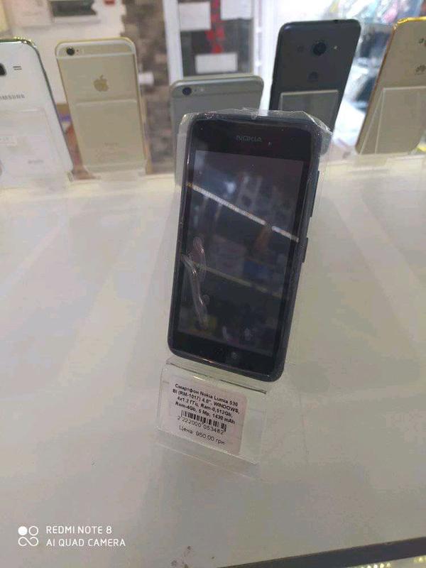 Мобильный телефон Nokia Lumia 530 Dual Sim - Фото 3