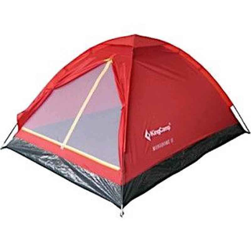 Палатка двухместная Monodome 2 King Camp - Фото 2