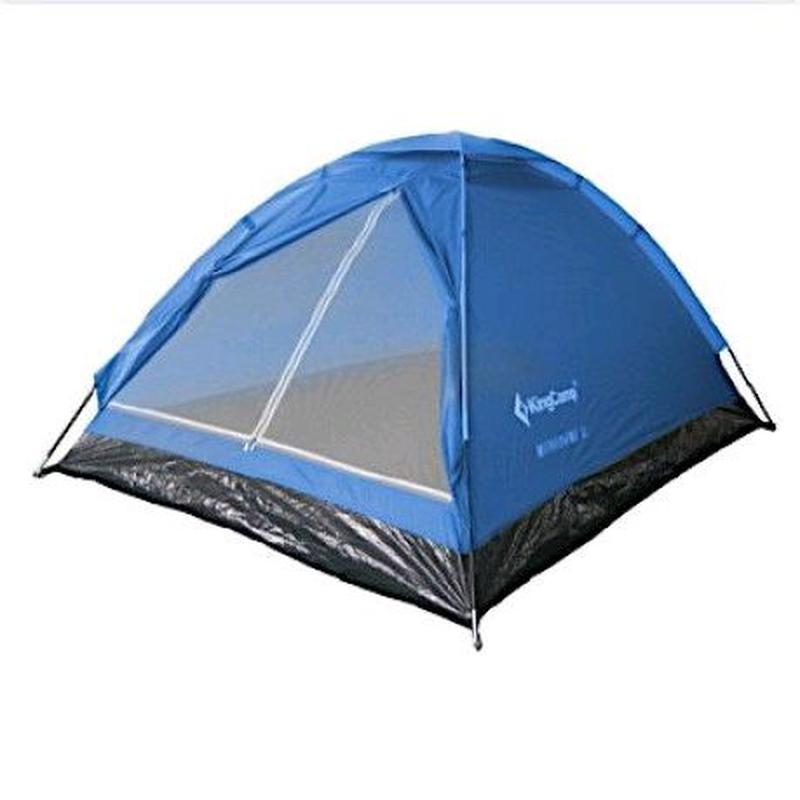 Палатка двухместная Monodome 2 King Camp