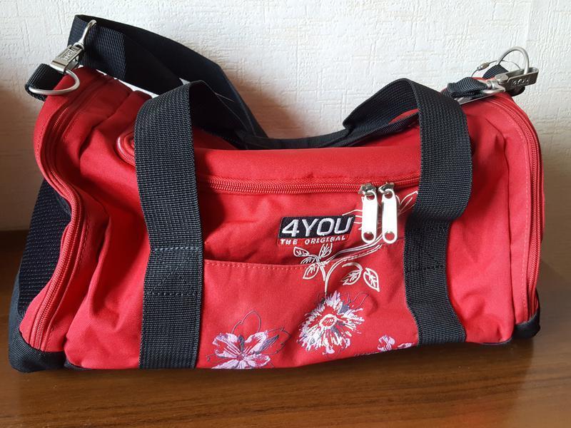 Женская спортивная сумка 4you дания