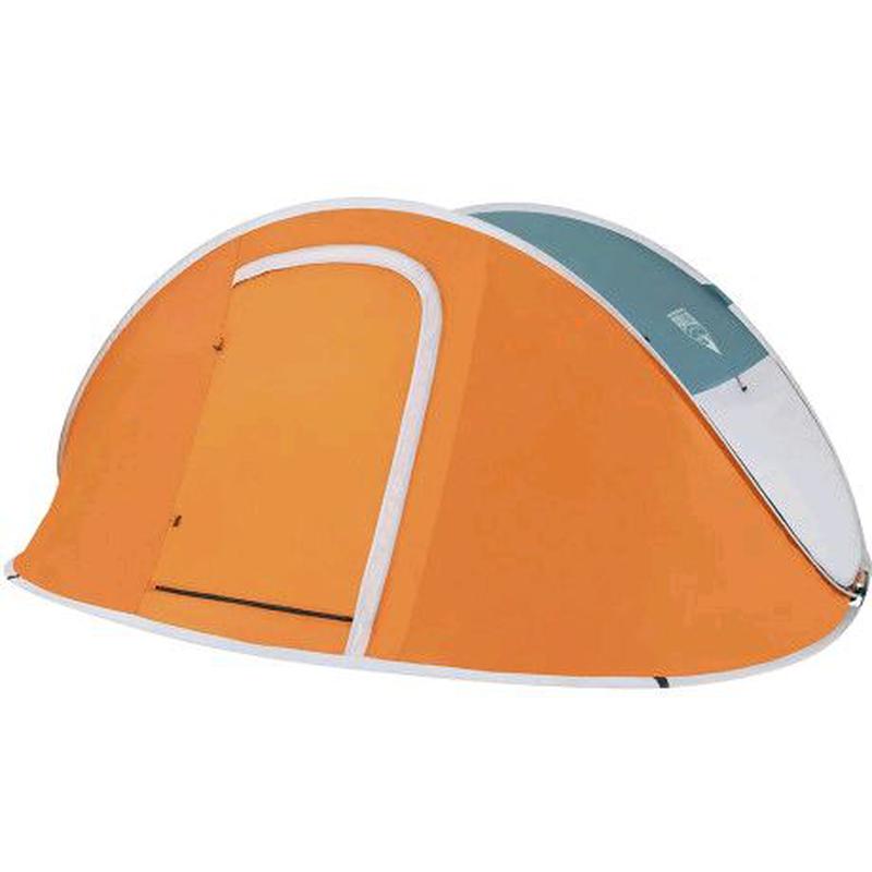 Палатка туристическая 2х местная Bestway 68004, размер 235*145*10 - Фото 4