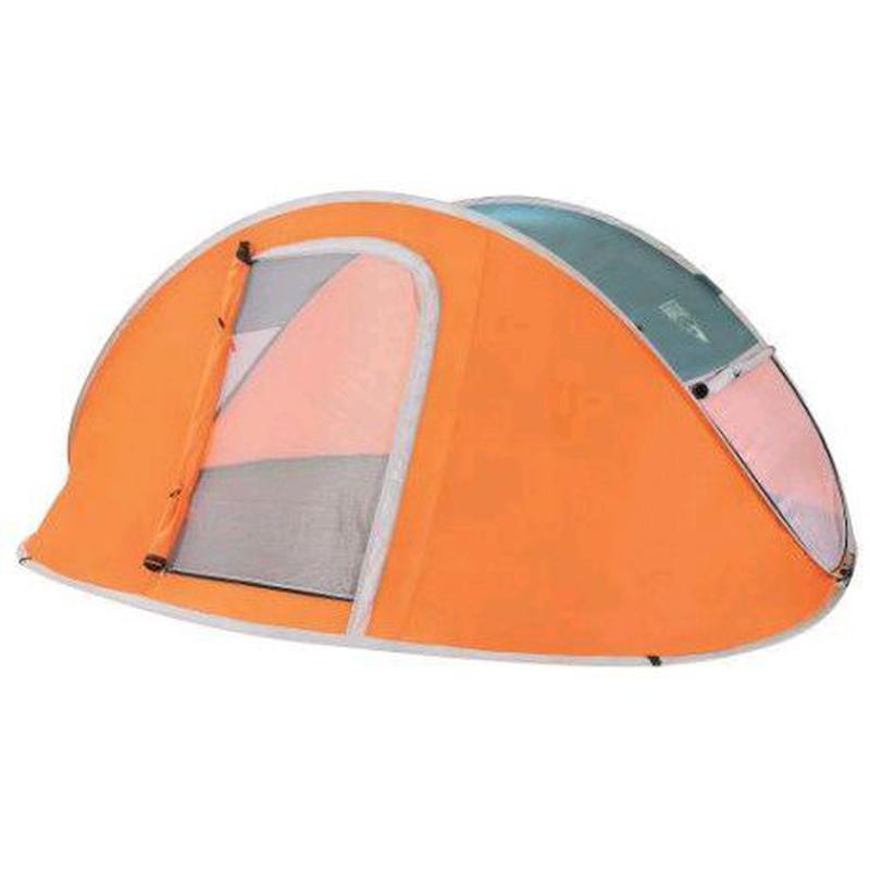 Палатка туристическая 2х местная Bestway 68004, размер 235*145*10 - Фото 2